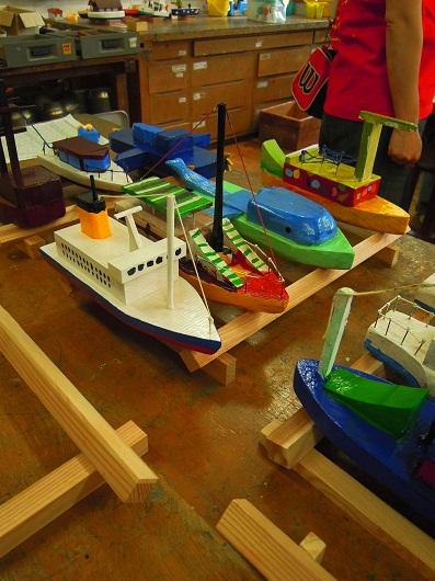 船を作っちゃおう!2012 (2日目)