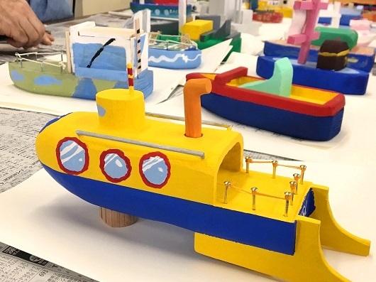 船を作ってレースをしよう!2018
