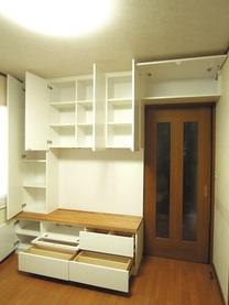 練馬区 S 邸 テレビボード